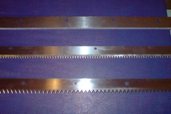 Brušenje raznih noževa